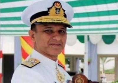 صدر مملکت نے وائس ایڈمرل محمد امجد خان نیازی کو نیول چیف بنانے کی منظوری دیدی