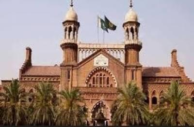 لاہور نارووال روڈ کی تعمیر نہ کرنے پر حکومت سے رپورٹ طلب