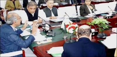 ایکنک کمیٹی کا اجلاس، ترقیاتی منصوبوں کی منظوری