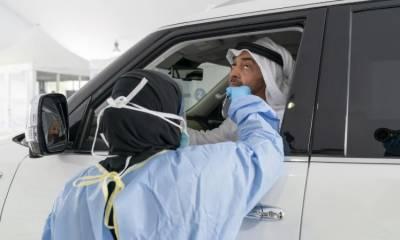 متحدہ عرب امارات میں ایک روز کے دوران کورونا کے ریکارڈ کیسز سامنے آگئے