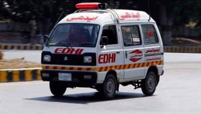 کراچی:مختلف حادثات میں 3 افراد جاں بحق،چھریوں کے وار سے 4زخمی