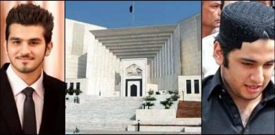 شاہ زیب قتل کیس : سپریم کورٹ میں ملزمان کی سزا کیخلاف اپیلیں سماعت کیلئے مقرر