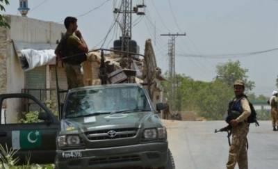 سیکیورٹی فورسز کی بروقت کارروائی، دہشتگردی کی بڑی کوشش ناکام بنادی, 2 دہشتگرد ہلاک ایک گرفتار