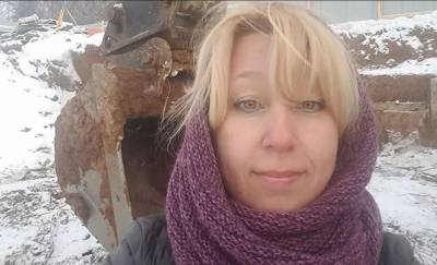 روس میں خاتون صحافی نے وزارت داخلہ کی عمارت کے سامنے خود کو آگ لگالی