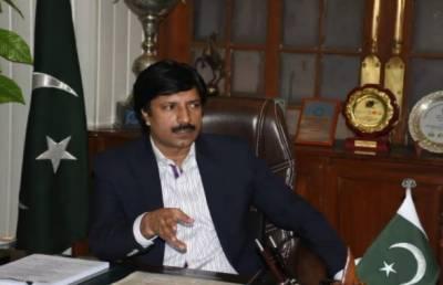 ڈی سی لاہور دانش افضال متحرک: 518 مقامات کی چیکنگ کی گئی اور 61 خلاف ورزیوں پر83 ہزار 500 روپے کے جرمانے عائد کردئیے