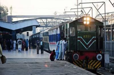 صادق آباد، ٹرین کی زد میں آکر خاتون جاں بحق