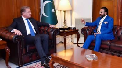 بیرون ملک مقیم پاکستانیوں کے مسائل ترجیحی بنیادوں پرحل کئے جائیں گے: وزیرخارجہ