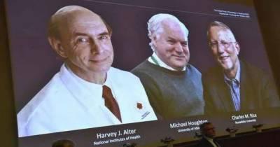 طب کے نوبیل انعام 2020کا اعلان کر دیا گیا