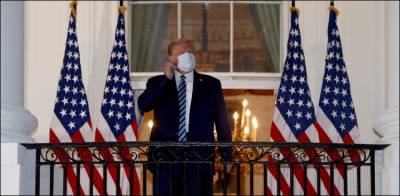 طبیعت بہت بہتر ہے خود کو 20 سال پہلے جیسا محسوس کررہا ہوں، صدر ٹرمپ