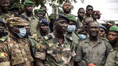 مالی میں 18 اگست کی فوجی بغاوت کے بعد نئی حکومت کا اعلان