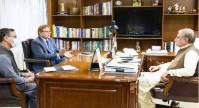 پاکستان خطے میں امن و استحکام کیلئے مفاہمتی کوششیں جاری رکھے گا.وزیر خارجہ