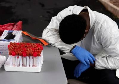 مہلک وبا کورونا وائرس سے دنیا بھر میں ہلاکتیں1054604 تک پہنچ گئیں