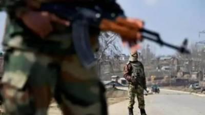 بھارتی فوج نے ریاستی دہشت گردی کی تازہ کارروائی میں4 کشمیری نوجوانوں کو شہید کر دیا