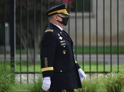 کورونا کا امریکی ملٹری قیادت پر اٹیک،عسکری قیادت قرنطینہ میں چلی گئی
