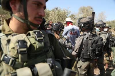 نابلس کے جنوب میںیہود ی آبادکاروں کا حملہ ،3 فلسطینی زخمی