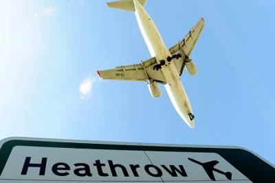 لندن ایئر پورٹ  پر خاتون سے 1.9 ملین پائونڈ کے کرنسی نوٹ برآمد