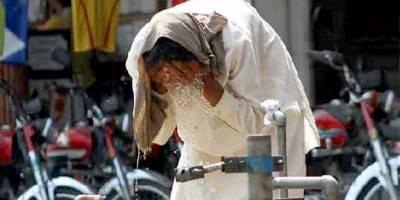 شہر قائد میں آئندہ چار سے پانچ روز کے دوران گرمی کی شدت میں اضافے کا امکان