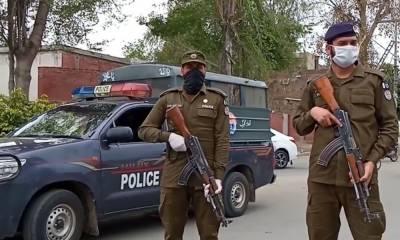 فیصل آباد:مبینہ پولیس مقابلہ ،3 ڈاکو ہلاک