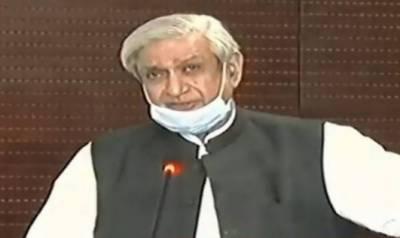 پاکستان نے ٹڈی دل کے مسئلے پر قابو پالیا ہے:فخرامام