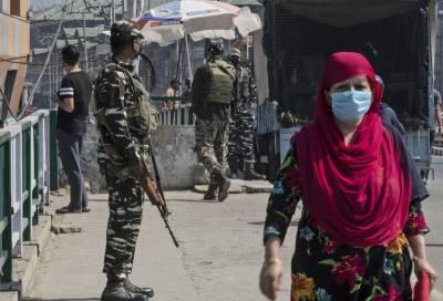 مقبوضہ جموں کشمیر میں کرونا وائرس کےمزید 569 نئے کیس سامنے آ گئے