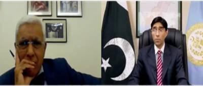 بھارت کے پاکستان میں دہشت گردی میں ملوث ہونے کے نئے ثبوت , مذاکرات سے متعلق پاکستان نے شرائط پیش کردیں