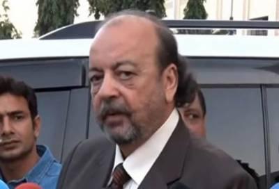 اسپیکر سندھ اسمبلی آغا سراج پر ایک بار پھر فردِ جرم عائد نہ ہو سکی۔