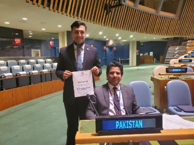 پاکستان کی اقوام متحدہ کی انسانی حقوق کونسل کے الیکشن میں بڑی کامیابی