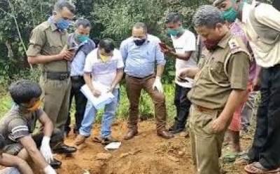 بھارت میں معمر شہری کو زندہ دفن کرنے پر 8افراد گرفتار