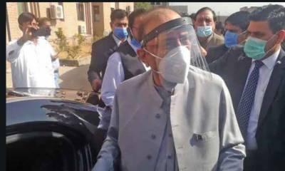 نیب نے آصف زرداری کے وارنٹ گرفتاری جاری کردیئے