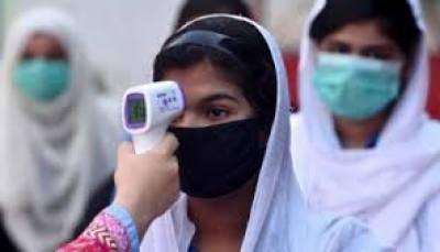 صوبہ سندھ کے تعلیمی اداروں میں گزشتہ ایک ماہ کے دوران 555 افراد کورونا وائرس کا شکار