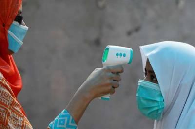 کورونا وائرس مزید 7 افراد کی جان لے گیا,659 نئے کیسز رپورٹ