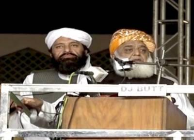 ووٹ کے حق پر ڈاکہ ڈالا گیا ہے، جعلی حکمران اپنے انجام کو پہنچنے والے ہیں: مولانا فضل الرحمان
