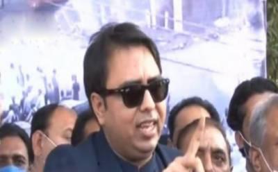 اپوزیشن اتحاد کی 11 جماعتوں کے پیچھے بھارت ہے: معاون خصوصی شہباز گل