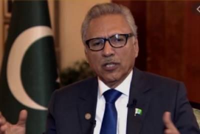 کورونا وباکے کیسز میں اضافہ کے پیش نظر احتیاطی ضابطہ کار پر سختی سے عمل کریں :صدر مملکت ڈاکٹر عارف علوی