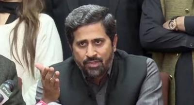 بیگم صفدر اعوان کو بھی بانی پاکستان کے مزار کی بے توقیری پر گرفتار کیا جائے، فیاض الحسن چوہان