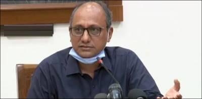 کیپٹن صفدر کی گرفتاری سندھ حکومت کی ہدایات پرنہیں ہوئی، سعید غنی