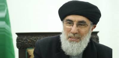 سابق افغان وزیراعظم گلبدین حکمت یار پاکستان پہنچ گئے