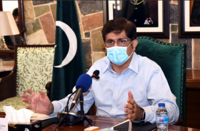 وزیراعلیٰ مراد علی شاہ نے آئی جی سمیت سینئر پولیس افسران کو آج طلب کرلیا