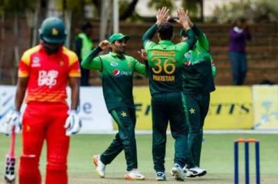 پاکستان زمبابوے سیریز،قومی ٹیم میں شامل تمام کھلاڑیوں کے کورونا ٹیسٹ آج ہوں گے
