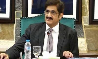 مراد علی شاہ نے مسکن چورنگی دھماکے کا نوٹس لے لیا