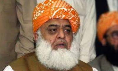 موجودہ حکومت غیر آئینی ہے: مولانا فضل الرحمان