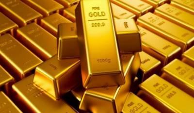 ملک میں سونا مزید مہنگا , فی تولہ سونا 500 روپے بڑھ گیا