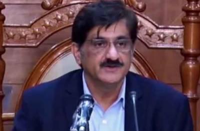 وزیراعلیٰ سندھ کی پولیس افسران کو کام جاری رکھنے کی ہدایت
