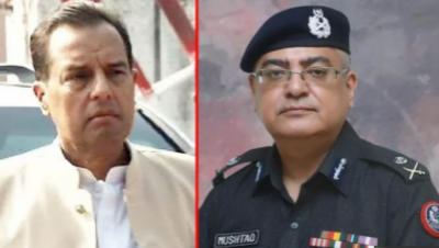 کیپٹن (ر) صفدر کی گرفتاری اور آئی جی سندھ کا معاملہ، 5 رکنی کميٹی تشکيل