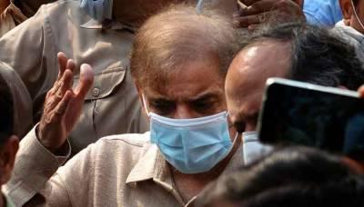 اثاثہ جات منجمد کرنے کےخلاف اعتراضات:شہباز شریف کے وکلا دلائل کے لئے 7 نومبر کو طلب