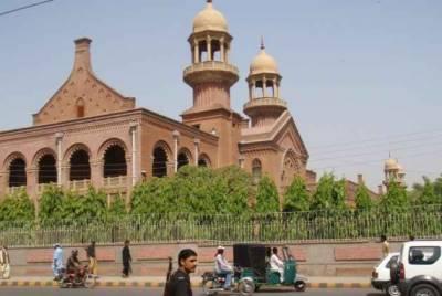 ٹریفک حادثے میں جاں بحق ہونے والے پولیس اہلکار کو شہید قرار نہیں دیا جاسکتا۔ لاہور ہائیکورٹ