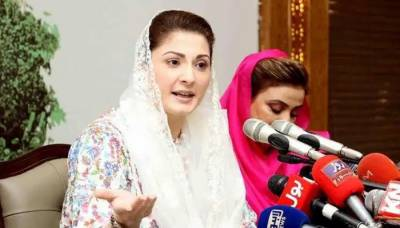 عمران خان مہرہ ہیں وہ ہمارا ہدف نہیں: مریم نواز