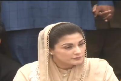 عمران خان مہرہ ہیں وہ ہمارا ہدف نہیں: مسلم لیگ ن کی نائب صدر مریم نواز