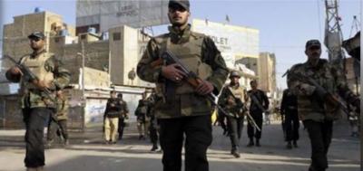 بلوچستان: دشت میں سی ٹی ڈی کی کارروائی، 4 دہشتگرد ہلاک