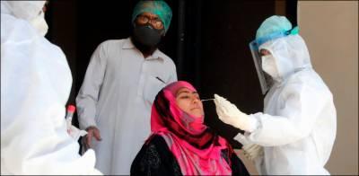 پاکستان میں کورونا سے مزید 12 اموات ، 800 سے زائد کیسز رپورٹ